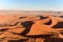 Namib Sand Sea - Namibia Stock Photos