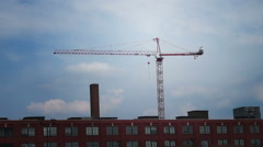 Stock Video Footage of Sky Crane