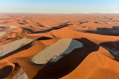 Stock Photo of Namib Sand Sea - Namibia