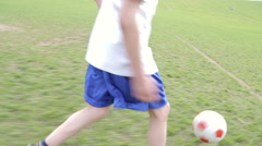 Soccer Tricks - stock footage