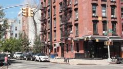 AveC East Village Stock Footage