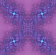 Seamless diamond pattern violet purple blue Stock Illustration