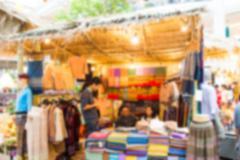 Vintage Thailand market Stock Photos