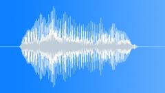 Female calm well Sound Effect