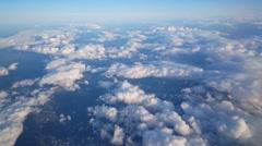 Stock Video Footage of Flying over Norway Scandinavia