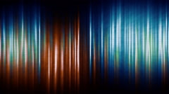 Colorful lights abstract - stock footage