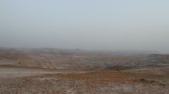 The Dead Sea and Jordan Valley Region Stock Footage