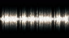 Noisy equalizer abstract - stock footage
