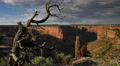 4K Canyon De Chelly 04 Spider Rock Time Lapse Footage