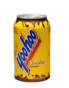 Yoo-Hoo chocolate drink - stock photo