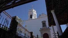 San Sebastion, Puerto Vallarta, Mexico, North America - stock footage