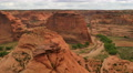 4K Canyon De Chelly 14 Indian Ruins Time Lapse Footage