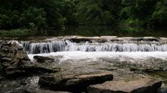 Stock Video Footage of Beargrass Creek in Louisville.