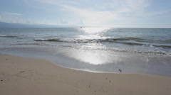 Beach Scene in Puerto Vallarta, Jalisco, Puerto Vallarta, Mexico, North America Stock Footage