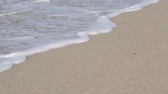 Beach Scene, Nuevo Vallarta, Nayarit, Puerto Vallarta, Mexico, North America Stock Footage