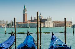 Gondola, Venice, Italy Stock Photos