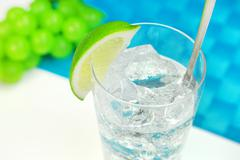 Stock Photo of Gin and Tonic