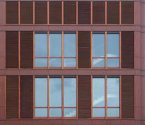 Stock Photo of modern house facade