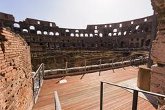 Stock Photo of Roman Coliseum.