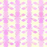 Abstract pattern.Seamless geometric wallpaper background.Vector illustration. - stock illustration