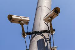 Stock Photo of Surveillance