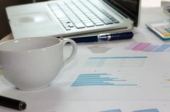 Stock Photo of business marketing
