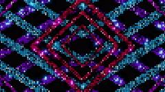 VJ Loop Colorful Led 4K 01 - stock footage