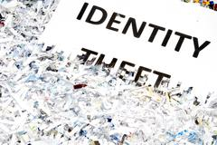 Stock Photo of Identity Theft