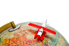 World Traveler - stock photo