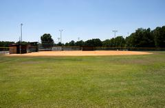 Baseball Field Stock Photos