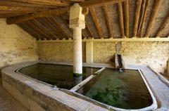 Washing place Stock Photos