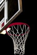 Basketball Goal Stock Photos