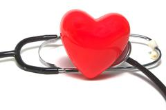 Cardiology - stock photo