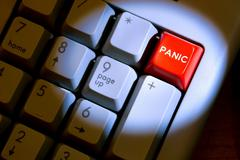 Panic Button Kuvituskuvat