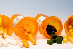 Prescription Medication Stock Photos