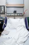 Hospital Room - stock photo