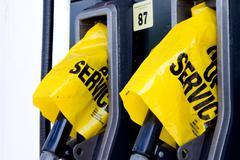 Gas Crisis Stock Photos