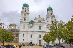 Stock Photo of Stephansdome Passau