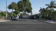 Compton Street Near Kelly Park Stock Footage