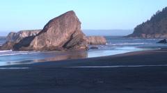 Oregon Coast Scenic: Stock Footage
