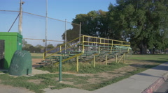 Kelly Park in Compton Stock Footage