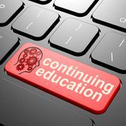 Innovation keyboard Stock Illustration
