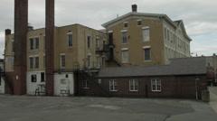Yankee Pedlar Inn Torrington, CT Haunted Hotel Stock Footage