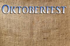 Oktoberfest Stock Illustration