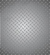 Stainless steel background - stock illustration