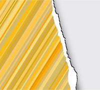 Stock Illustration of Tear striped background