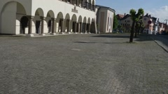 St. James Church, Slovakia Stock Footage