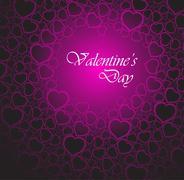 Stock Illustration of Love vector background