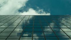 Corporate Cloud Time Lapse Stock Footage