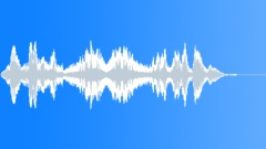 Alien Spacecraft Flying Past - sound effect